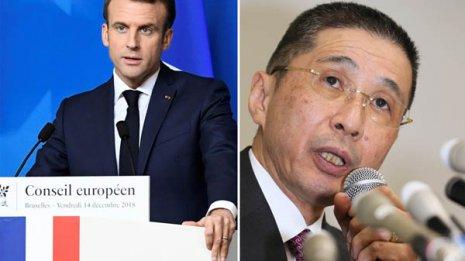 """したたか仏政府 ルノーとの経営統合要求で日産""""強奪""""狙い"""