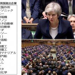 英国「合意なきEU離脱」直撃 業績悪化危機の日系企業21社
