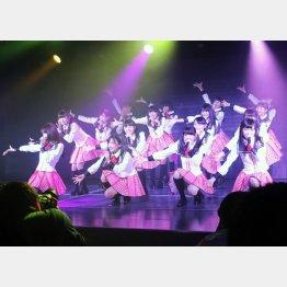NGT48(C)共同通信社