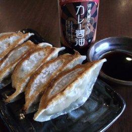 餃子日和(和歌山)餃子ごとにタレを替えて味わい楽しむ