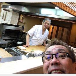 「梅市」主人の奥田高光さん(提供写真)