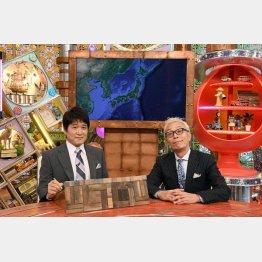 「ポツンと一軒家」(C)テレビ朝日