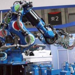 産業用ロボットからも引き合い