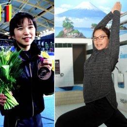 元スピードスケート五輪銅 山中宏美さんは銭湯でヨガ講師