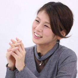 「子供が大好き」と小阪有花さん