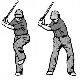 正しい体重移動を覚えるには「ベースボールドリル」が有効
