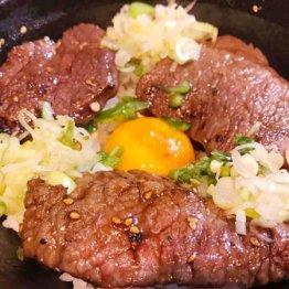 最強コスパの個室焼き肉「GU3F」の絶品マリアージュ丼