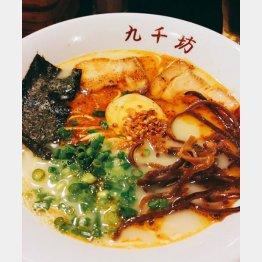 ラーメン630円(提供写真)