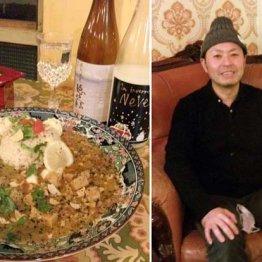 水曜日のオルタナ(天満橋)週一限定の高野豆腐入りカレー