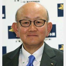 伊藤忠商事の岡藤正広会長(C)日刊ゲンダイ