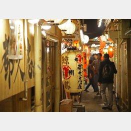 居酒屋でも「ごはん屋さん」(写真はイメージ)(C)日刊ゲンダイ