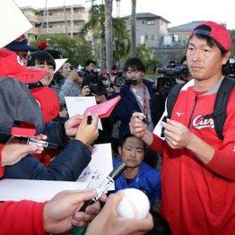 """長野の広島移籍はFA補強の犠牲というよりまさに""""栄転""""だ"""
