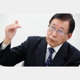 経営コンサルタント、元日産広報マンの川勝宣昭氏(C)日刊ゲンダイ