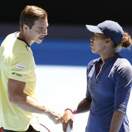 テニス協会はバインをナショナルコーチに招聘したらどうか