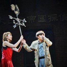窪田&柚希コンビの圧倒的存在感で魅了「唐版 風の又三郎」