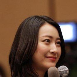 結婚発表前に伏線が…テレ朝・小川彩佳は悲恋のプリンセス