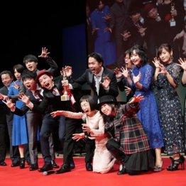 毎日映画コンクール「カメ止め」上田慎一郎氏が監督賞受賞