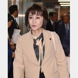 三原じゅん子参院議員(C)日刊ゲンダイ