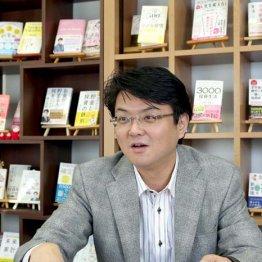 横山光昭さん<2>簿記学校から大手紳士服チェーンに入社