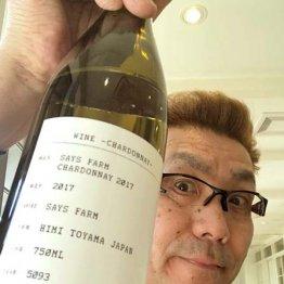 鰤の町「セイズファーム」(富山・氷見)生まれのワイン