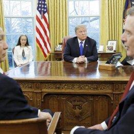 トランプが米中協議の期間延長 協議主導の代表と不協和音
