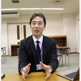 木ノ元誠さん(C)日刊ゲンダイ