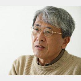 橋本健二氏(C)日刊ゲンダイ
