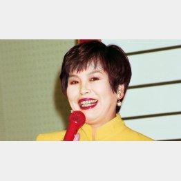 上沼恵美子(C)共同通信社