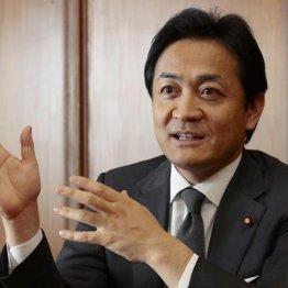 国民民主党・玉木雄一郎代表「野党がまとまるしかない」