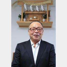 J・ART社長の坂井哲史さん(C)日刊ゲンダイ
