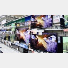 テレビもできるだけ安く買う(C)日刊ゲンダイ