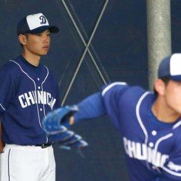 中日二軍投手C 浅尾拓也が目指すは「教えすぎない」指導