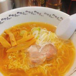 青森「味のめん匠」は煮干し&鶏ガラの優しき八戸ラーメン