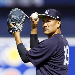 ヤ軍エース右肩痛で 田中将大が2年ぶりの開幕投手に浮上