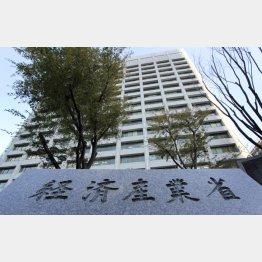 経済産業省(C)日刊ゲンダイ