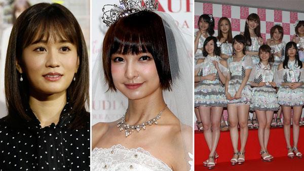"""前田敦子】前田敦子は出産、篠田麻里子は結婚…AKB48元""""神7""""の現在地 ..."""
