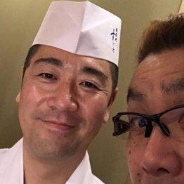日本橋蛎殻町「すぎた」 主人の縁がつながり花開く