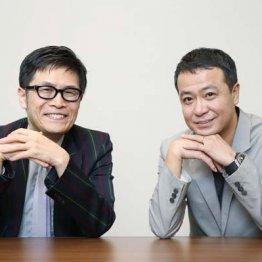15年来の付き合い 中山秀征さんと語った情報番組の舞台裏