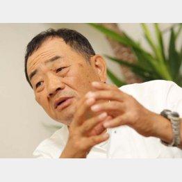 くらコーポレーションの田中邦彦社長(C)日刊ゲンダイ