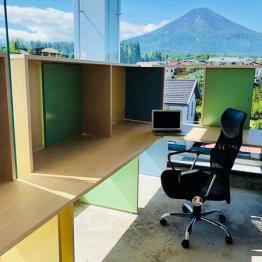 コワーキングスペース「anyplace.work 富士吉田」