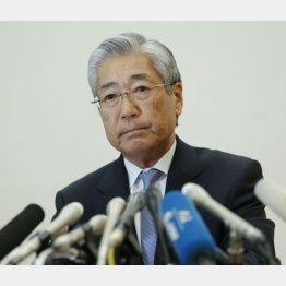 JOC竹田恒和会長(C)日刊ゲンダイ