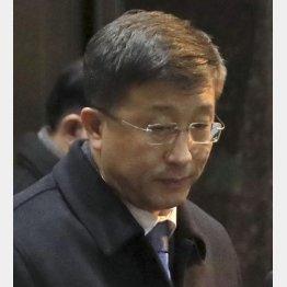 核専門家とも評される金革哲氏(C)共同通信社