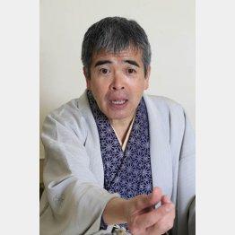 四代目三遊亭円歌(C)日刊ゲンダイ