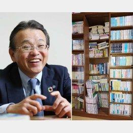 ファンケル社長の島田和幸さん(C)日刊ゲンダイ