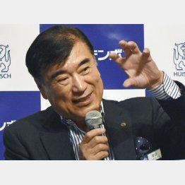 ハウステンボスを再建し黒字化を実現した澤田HIS会長(C)共同通信社
