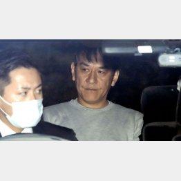 コカイン使用で逮捕されたピエール瀧(C)日刊ゲンダイ