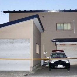 乳児3人の遺体が見つかった作業小屋(秋田市)