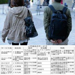 JR東日本「大人の休日倶楽部」ジパング会員なら30%割引