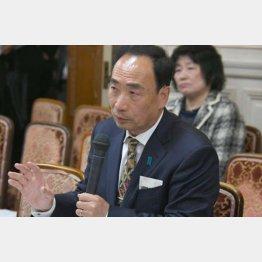 森友学園の籠池泰典前理事長(C)日刊ゲンダイ