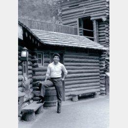「ヘンリー原」を名乗っていた米国時代(提供写真)
